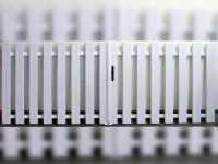 Portail PVC battant Arènes L300 H120
