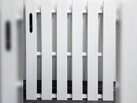 Portillon PVC Arènes