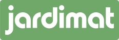 Logo Jardimat négatif HD