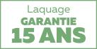 Laquage garantie 15 ans